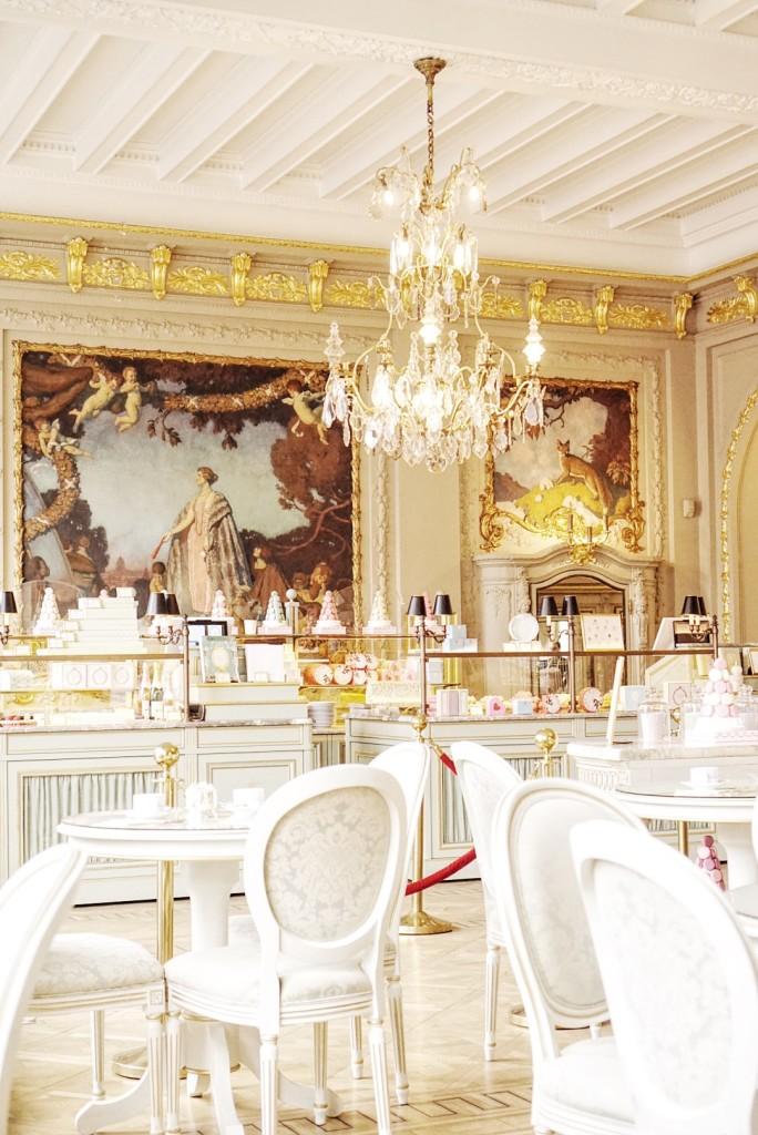 MerCarrie: Ladurée, czyli odrobina Paryża w Brukseli