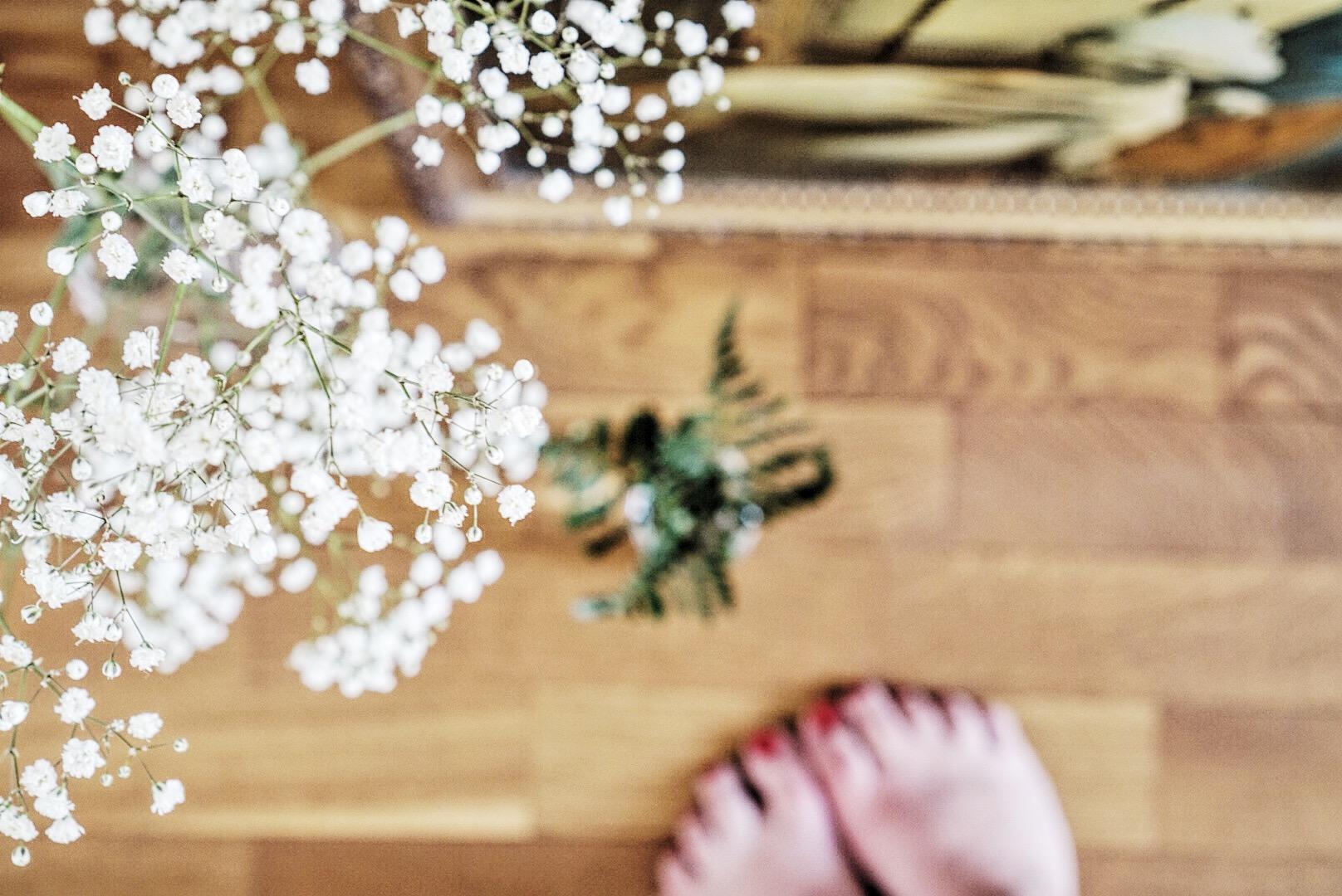 MerCarrie Drobne przyjemności - kwiaty