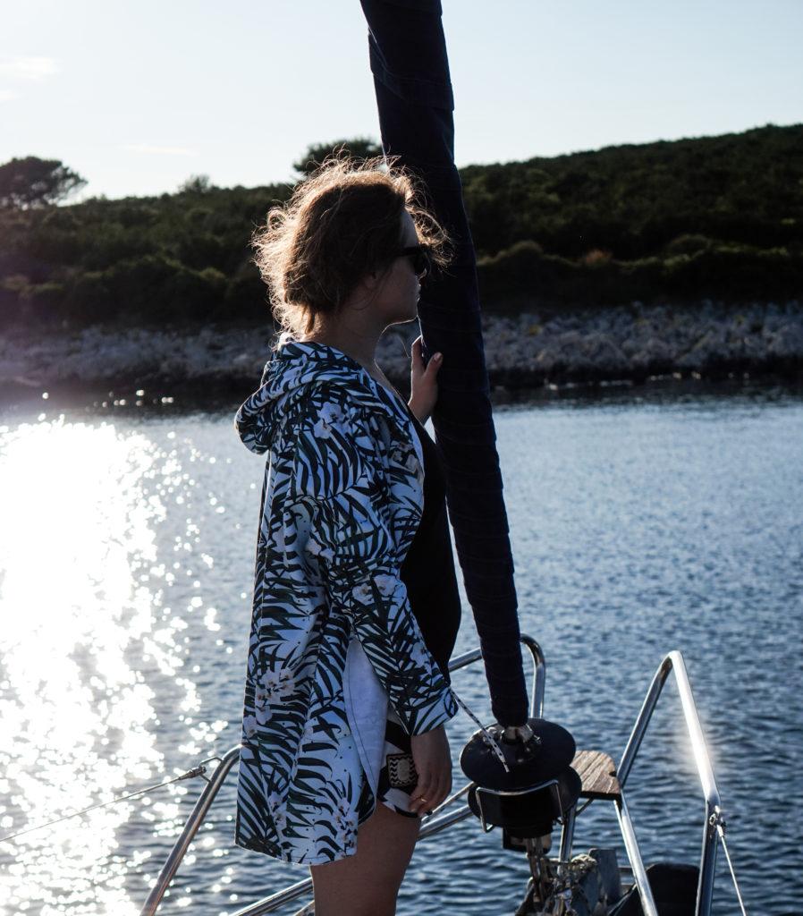 MerCarrie Blue Leaf, czyli co spakować na yachting