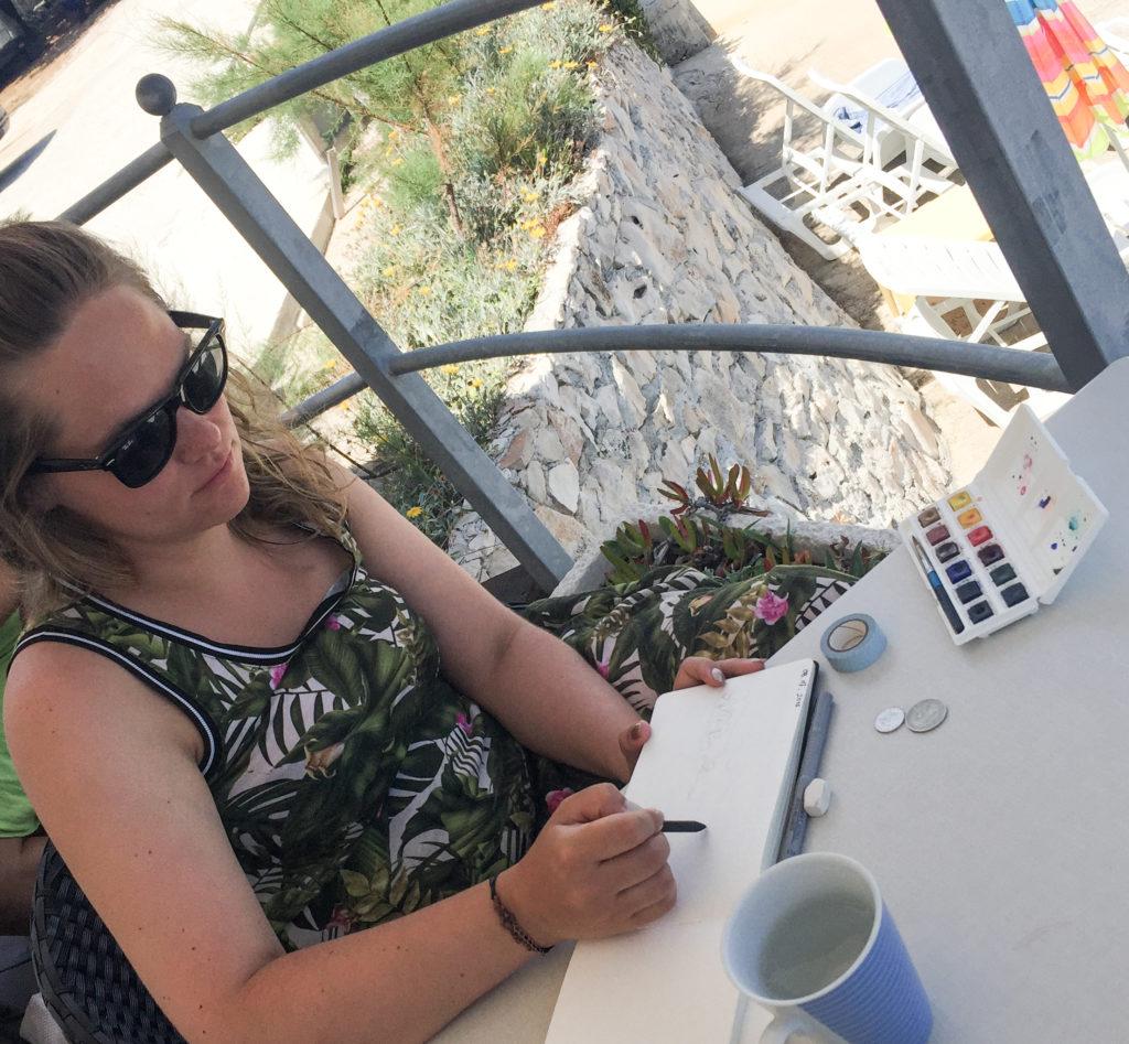 MerCarrie Dziennik Podróży, czyli jak zatrzymać wspomnienia z wakacji na dłużej