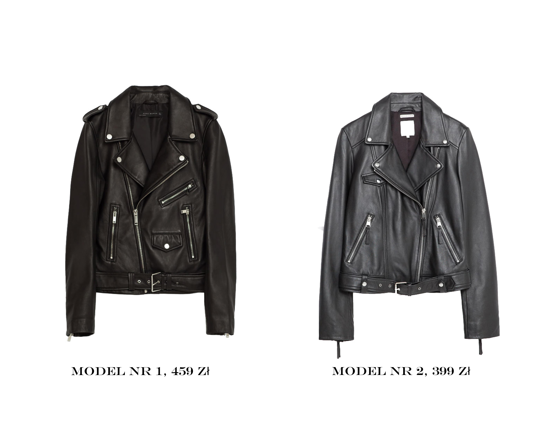 Idealna skórzana kurtka – jak ją wybrać, żeby nie żałować