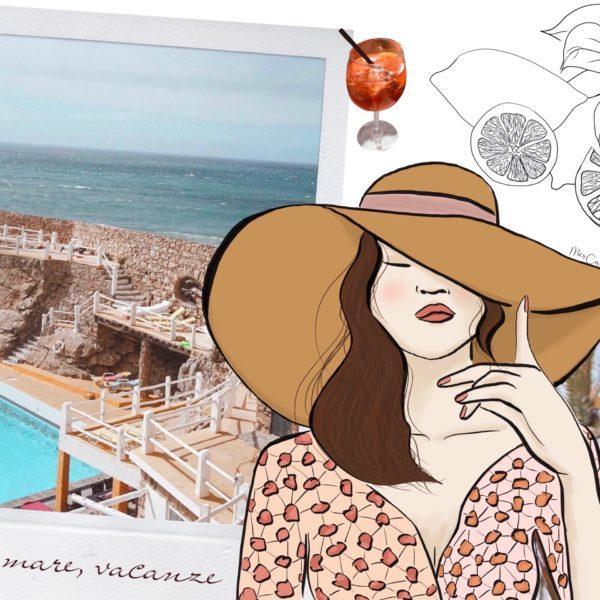 Zuzanna MerCarrie Ilustracja Kolaż